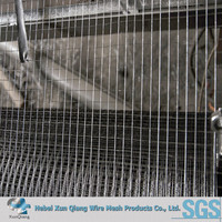 In Stock High Quality Galvanized Welded Wire Mesh/Reinforcing Mesh (Factory)
