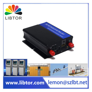 Libtor Hot sale gsm m2m VPN NAT SMS WCDMA sim router industrial cdma lte router