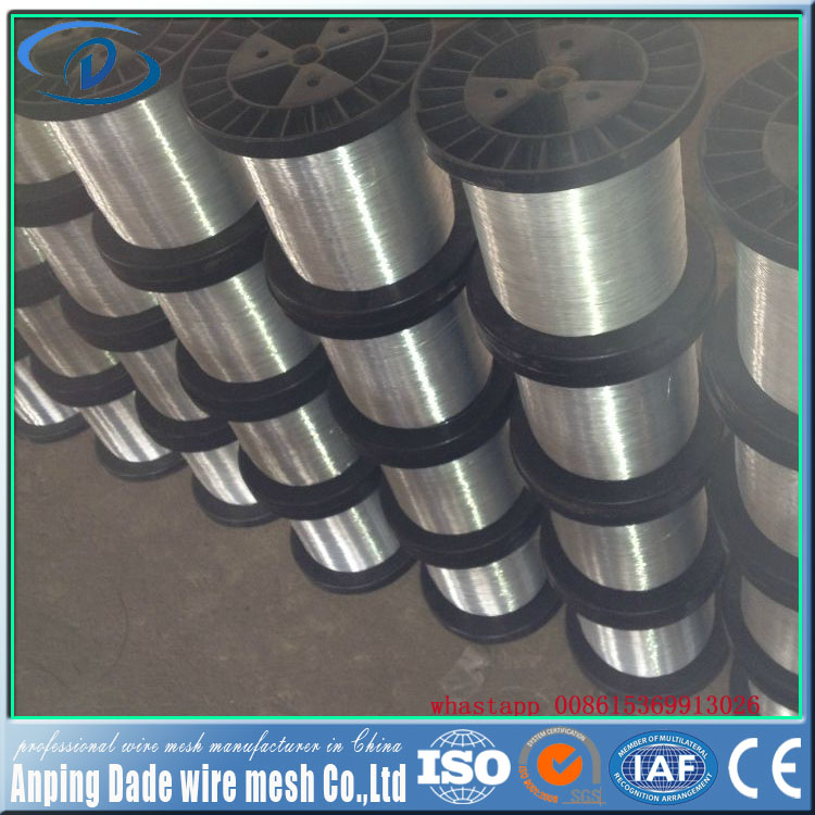 iron Gi wire steel wire 7/10 swg stay wire dade manufacturer