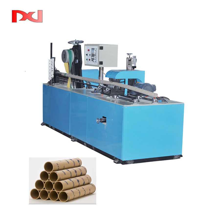 High Speed Paper Tube Core Winding Machine
