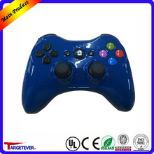 Hot selling! Twin shock with D-pads PC wired game controller