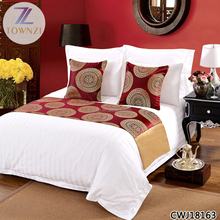 Wholesale Hotel Supplies Luxury Hotel Linen 100% Cotton 3cm Stripe Bedding Set Duvet Cover Set