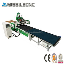Hotsale Kitchen cabinet making wood engraving machine for woodworking