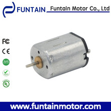 1.2v dc motor FF-N20 15500rpm for sonic electric toothbrush