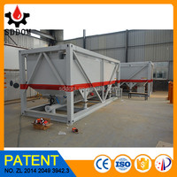 2016 mini used cement silo with portable automatic sperm collector for sale