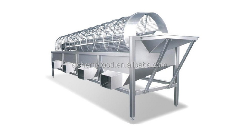 Fruit and vegetable professional sorting machine/food sorting machine