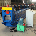 HEBEI XINNUO rain gutters prices roll forming machine