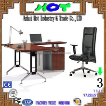 high quality office furniture with cabinet factory direct meterial price office desk