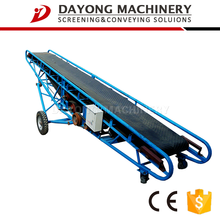 durable in use belt feeder