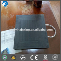 pure raw material uhmwpe crane rig mat