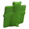 silicone shock proof 7 inch tablet case for iPad 2/3/4 with back stand