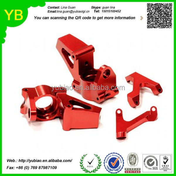 CNC Machining Parts,Aluminum machining parts,CNC machined steering knuckle