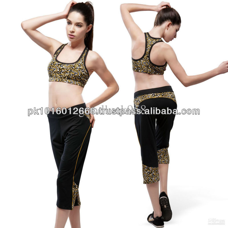 yoga clothes fitness clothing