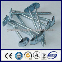 SD factory corrugated umbrella roof nails