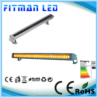 Wall Washers Item Type and LED Light Source 36W linear building led wash lighting outdoor