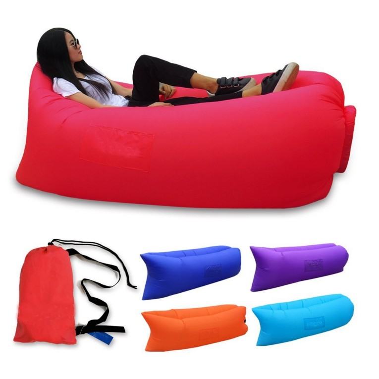 Fashionable Portable Inflatable Sleeping Bag
