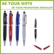 promotional Touch Pen usb flash drive usb 2.0 pen stick memory