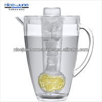 Tableware best sale Acrylic water Jug