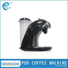 Hot Sale 2.5 Bar Super Automatic Espresso 60mm Pod Machine