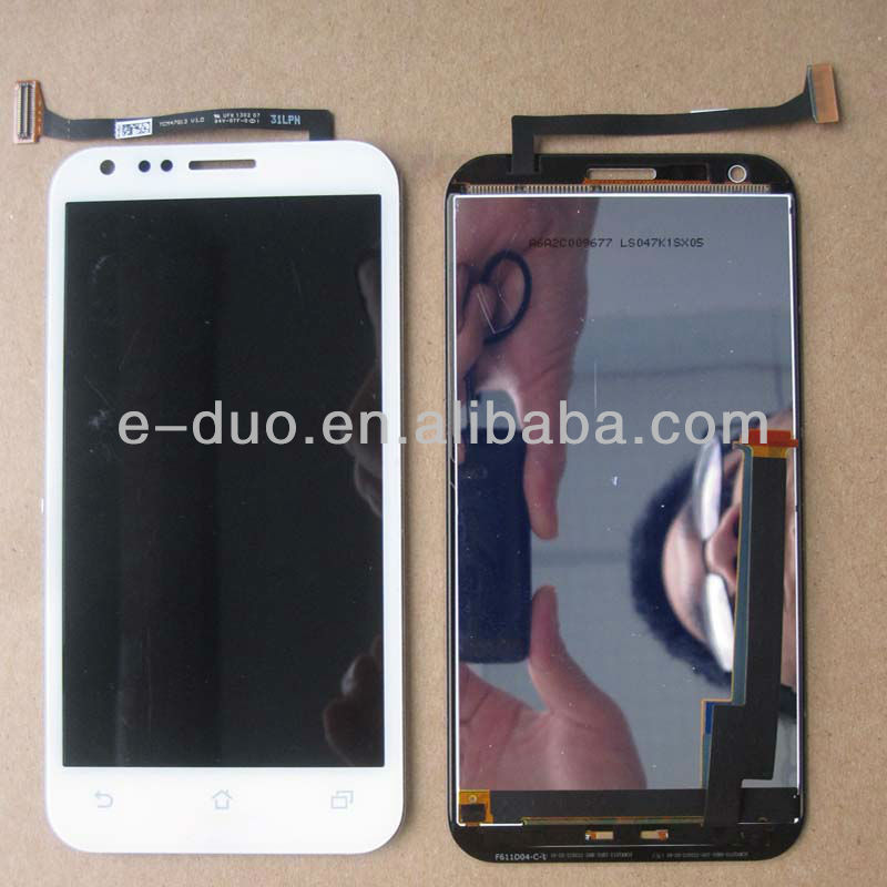 OEM new lcd display for Asus Padfone 2 lcd complete assembly with touch screen digitizer front glass lens