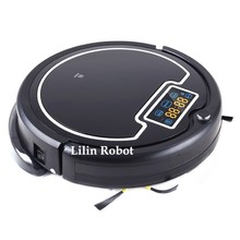2015 Newest Multifunctional Robot Vacuum Cleaner with Water Tank(Wet and Dry Mopping) X900 (B2005) PLUS