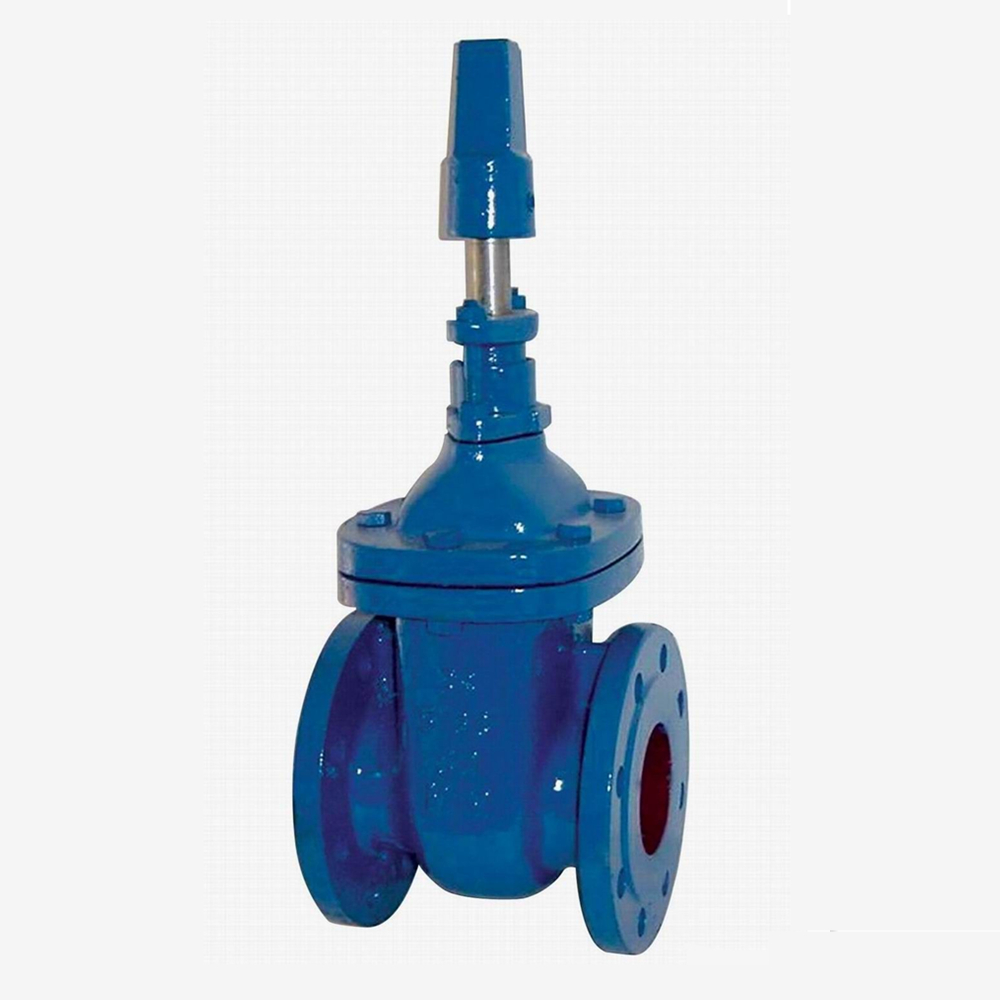 AO FENG Company Offer Cast iron BS 5163 Non Rising Stem Gate Valve