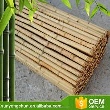 Moso poles garden gates cheap fencing pictures eco-friendly factory direct supplying hot sale cheap Tonkin Tsinglee bamboo cane