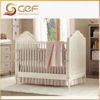 Toddler baby bed wooden crib cot GEF-BB-86