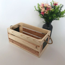 used wooden wine crates wine bottle crates rustic crate with chalkboard panels