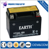 Muaufature High quality Dry Cell Motorcycle Battery 12V7AH