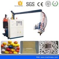 low pressure polyurethane foam plastic trowel and plastering float making machine