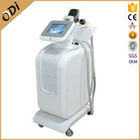 CE Latest invention rf vacuum therapy weight loss body fat roller