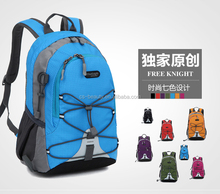 Nylon Ripstop waterproof Travel Backpack Mountaineering Bag Outdoor Sports Hiking Camping Trekking Rucksack Bag