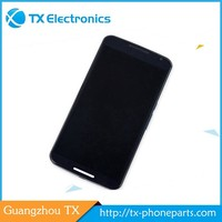 Wholesale original lcd display assembly touch screen digitizer replacement parts for motorola moto x xt1058