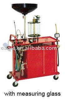 Integrative Suction/drainer Waste Oil Machine B
