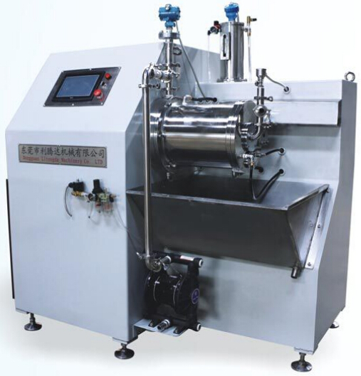 China good supplier 10L capacity pin type nano-scale ceramic turbo grinder mill