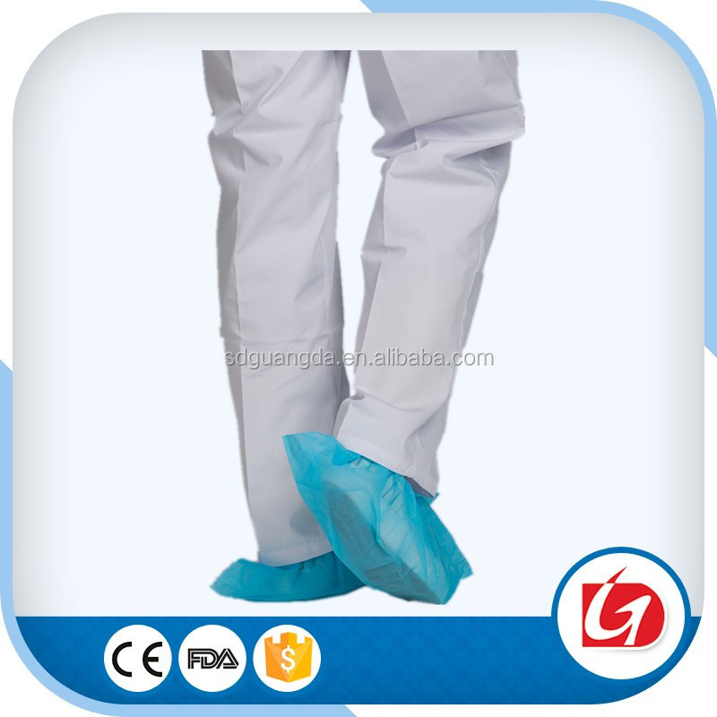 Disposable Protective Work Wear Shoe Covers