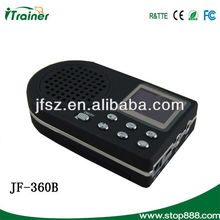 Game Caller With 50-100m Remote Control