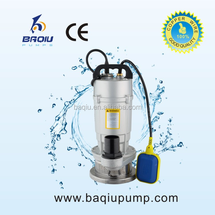 Electric Submersible Water Pump Machine for clean water supply (QDX 15-14-1.1)