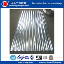 G550 HRB 85-90 corrugated curved metal zincalume roofing sheet Full hard