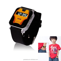 Kids GPS GSM GPRS Tracker Watch Double Locate Remote Monitor SOS smart watch For children GPS Smartwatch bracelet