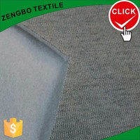 100 organic cotton fleece fabric