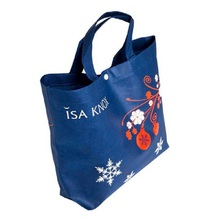OEM eco friendly good prices non woven bag for shopping