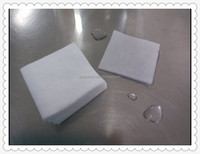 Bleached Super Absorbent Square Cotton Pad