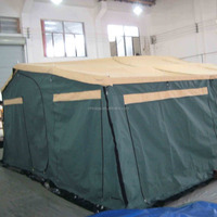 new camper tents for trailers