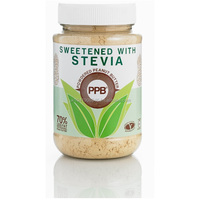 PPB Sweetened with Stevia - Powdered Peanut Butter
