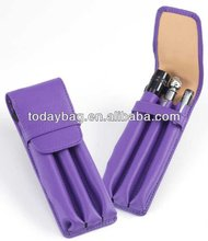 Luxury Leather Pen Holder for promotinoal