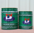 ISO Certified Double Component Polyurethane Waterproof Coating for Roof / Basement