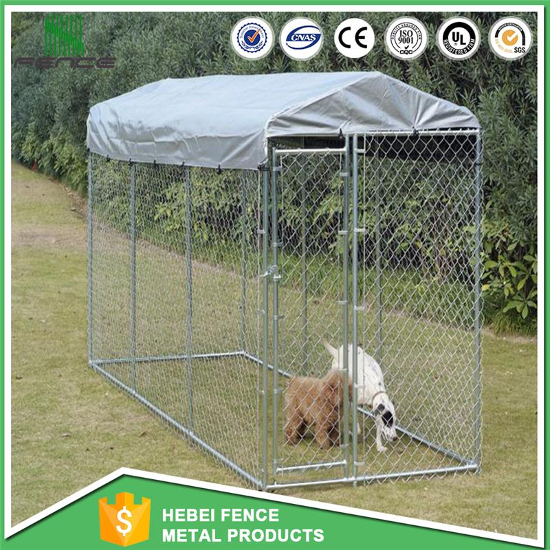 Hot selling dog kennel for two dogs dog kennel design