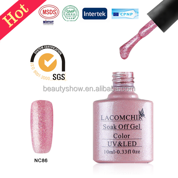 LACOMCHIR newest 36 colors professional long-lasting <strong>gel</strong> polish ,nail polish ,soak off uv <strong>gel</strong>